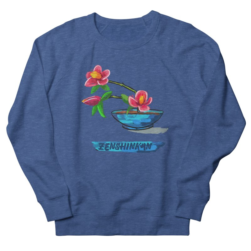 Ikebana II Women's Sweatshirt by Zenshinkan's Shop