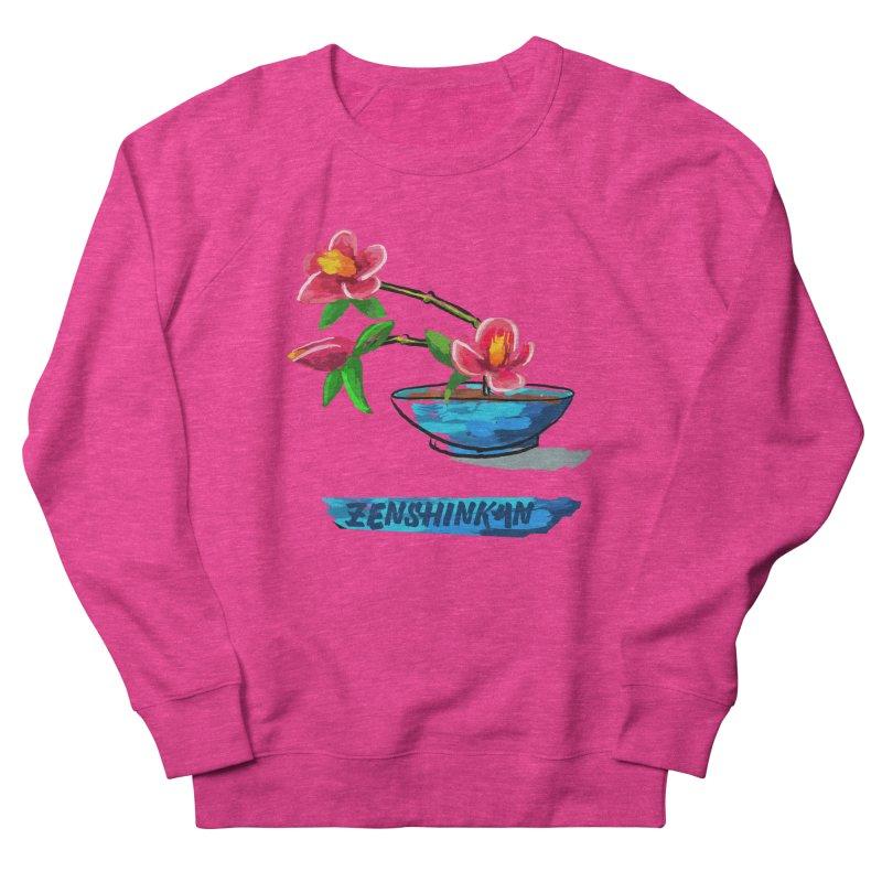 Ikebana II Women's Sweatshirt by Zenshinkan's Shop