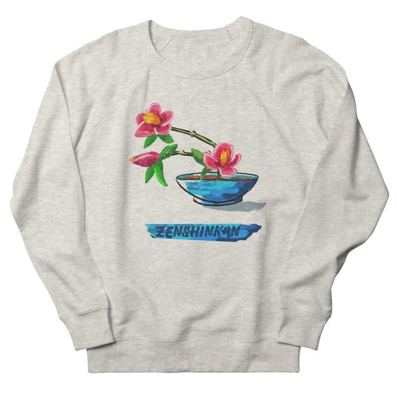 Ikebana II Men's French Terry Sweatshirt by Zenshinkan's Shop