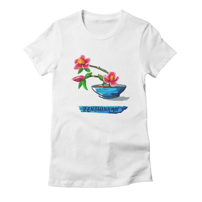 Ikebana II Women's T-Shirt by Zenshinkan's Shop