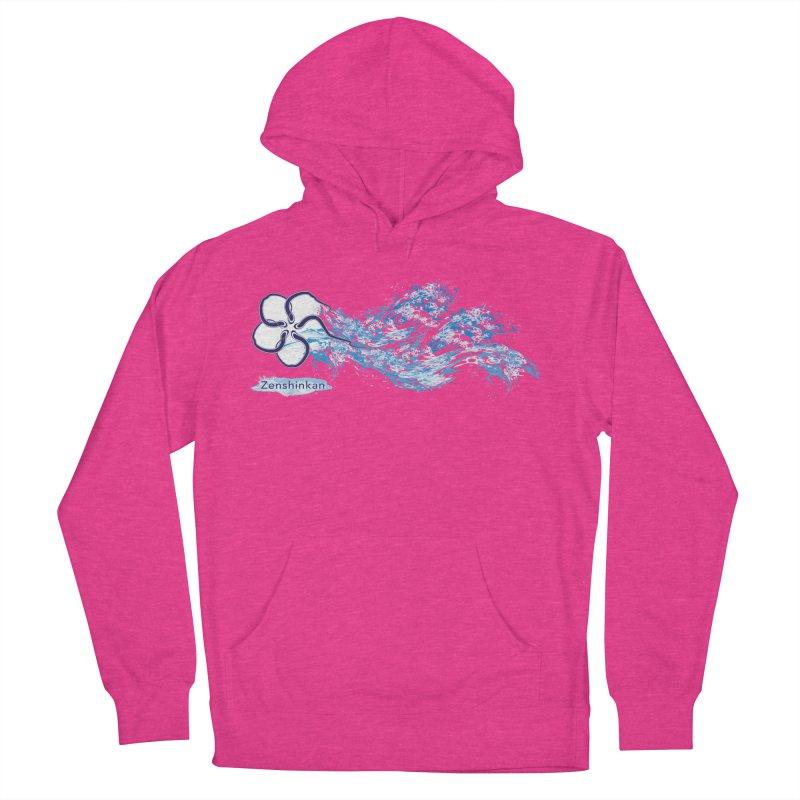 Water Element Women's Pullover Hoody by Zenshinkan's Shop