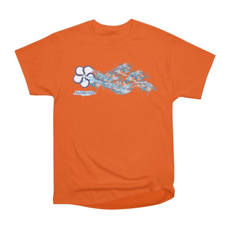 Water Element Women's Classic Unisex T-Shirt by Zenshinkan's Shop