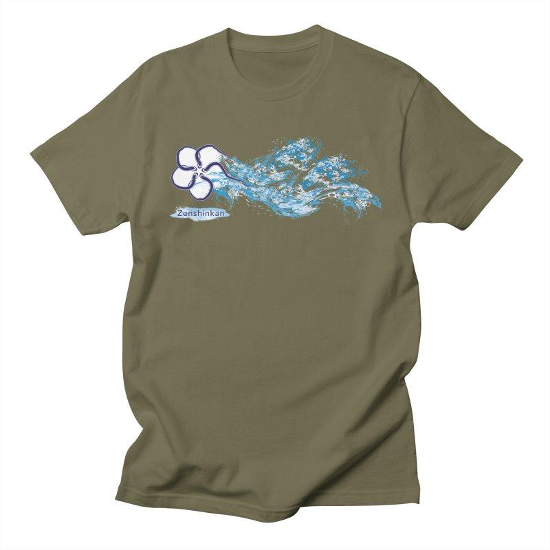 Water Element Men's Regular T-Shirt by Zenshinkan's Shop