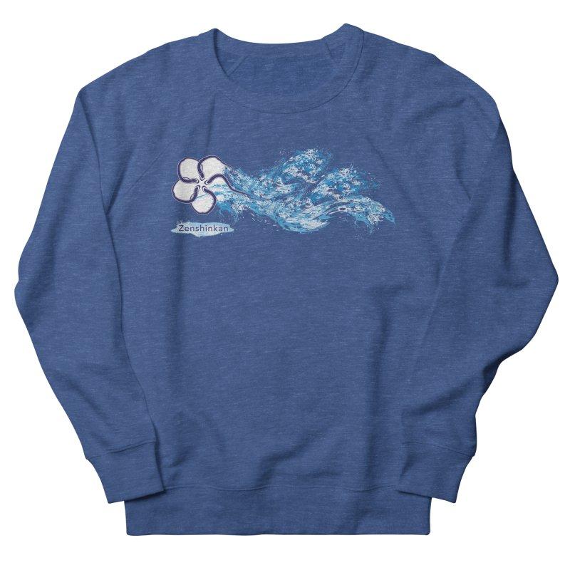 Water Element Men's Sweatshirt by Zenshinkan's Shop