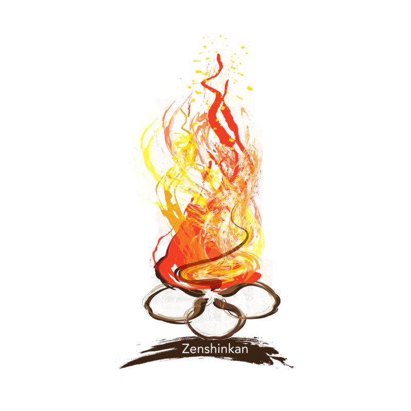 Fire Element by Zenshinkan's Shop