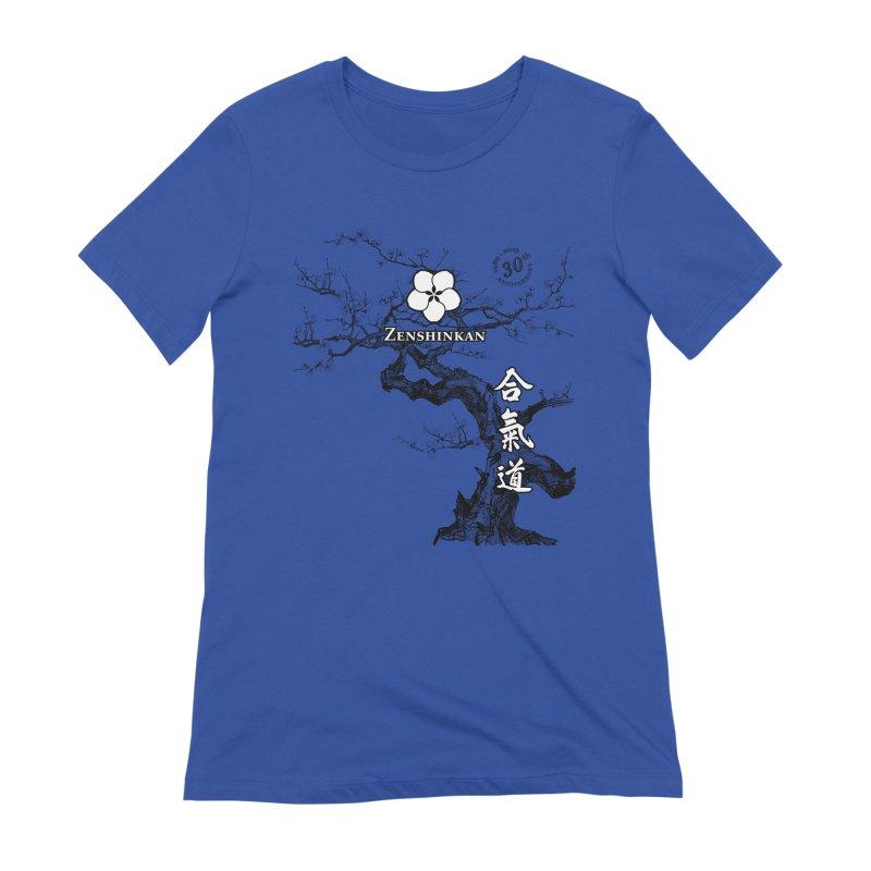 Zenshinkan's 30th Anniversary Print Women's Extra Soft T-Shirt by Zenshinkan's Shop
