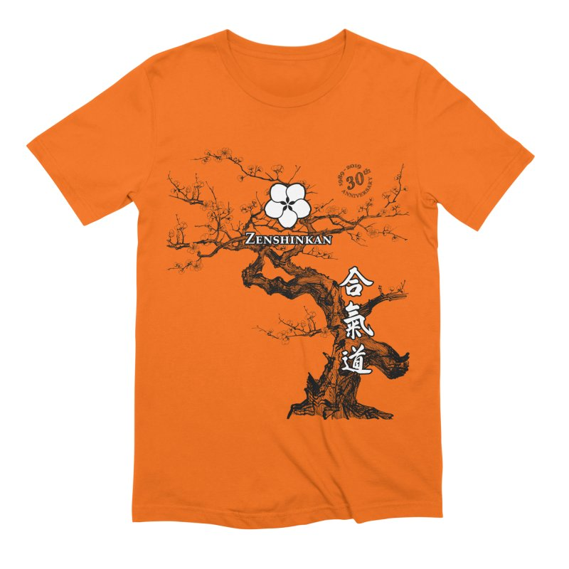 Zenshinkan's 30th Anniversary Print Men's Extra Soft T-Shirt by Zenshinkan's Shop