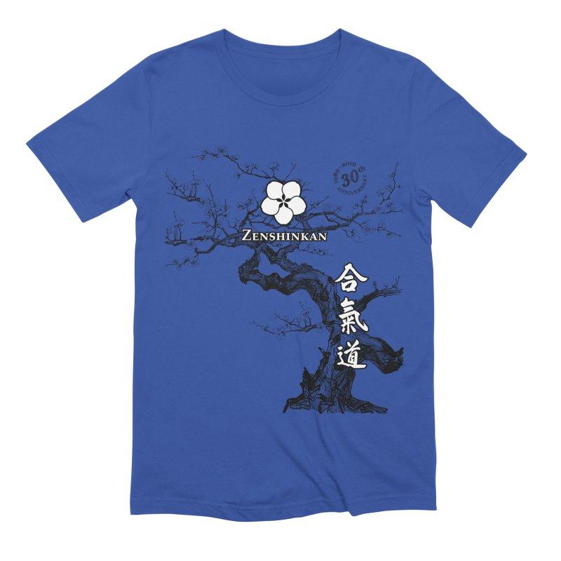 Zenshinkan's 30th Anniversary Print Men's Extra Soft T-Shirt by Zenshinkan's Shop