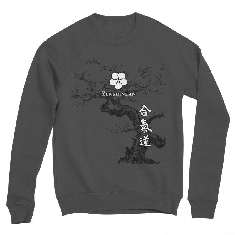 Zenshinkan's 30th Anniversary Print Men's Sponge Fleece Sweatshirt by Zenshinkan's Shop