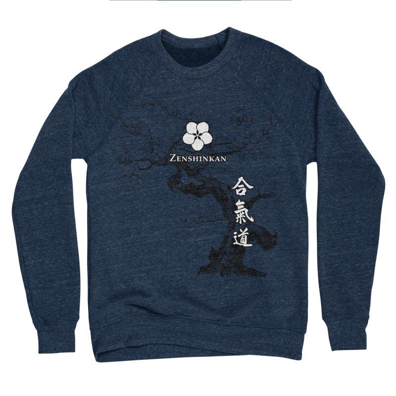 Zenshinkan's 30th Anniversary Print Women's Sponge Fleece Sweatshirt by Zenshinkan's Shop