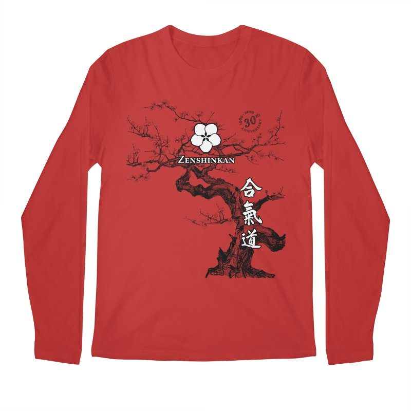 Zenshinkan's 30th Anniversary Print Men's Regular Longsleeve T-Shirt by Zenshinkan's Shop