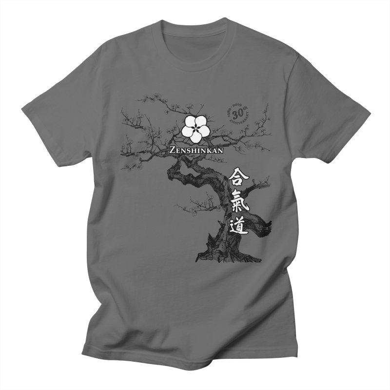 Zenshinkan's 30th Anniversary Print Men's T-Shirt by Zenshinkan's Shop