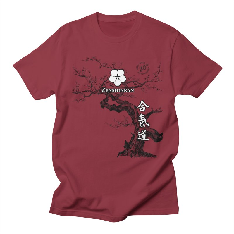Zenshinkan's 30th Anniversary Print Women's Regular Unisex T-Shirt by Zenshinkan's Shop