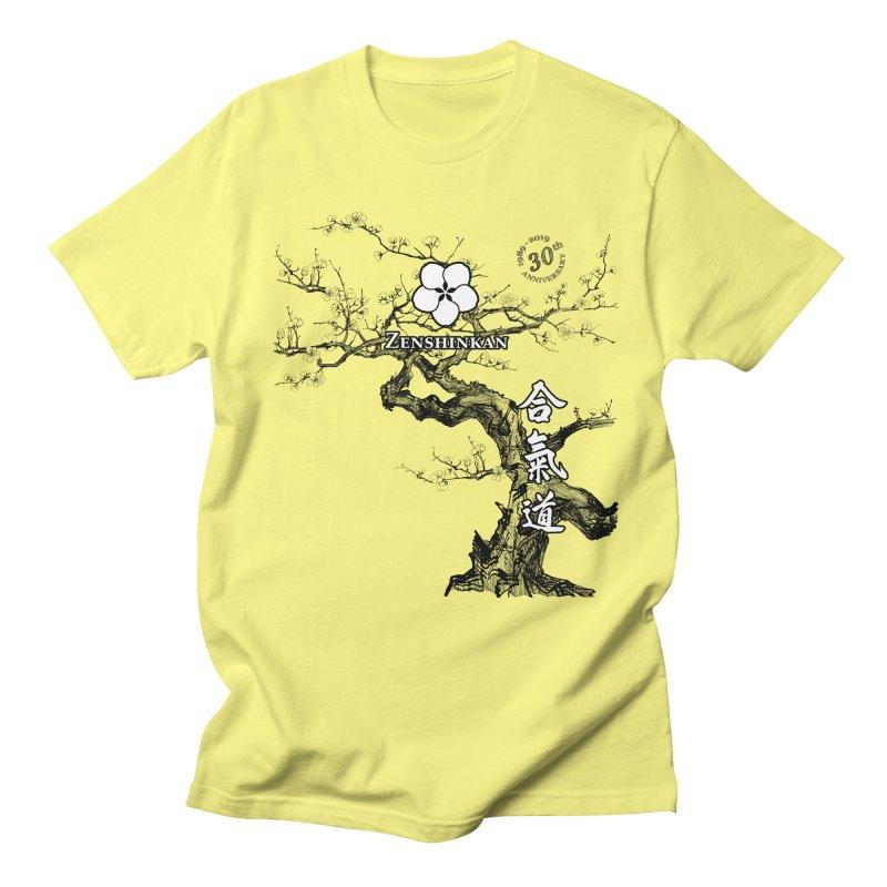 Zenshinkan's 30th Anniversary Print Men's Regular T-Shirt by Zenshinkan's Shop