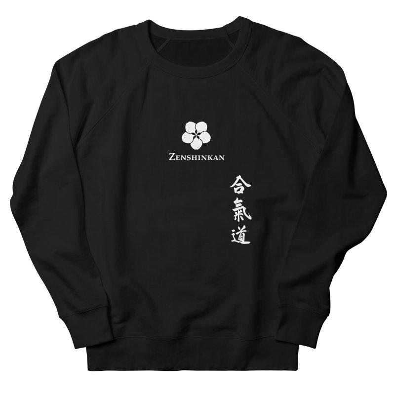 Zenshinkan's 30th Anniversary Print Women's French Terry Sweatshirt by Zenshinkan's Shop
