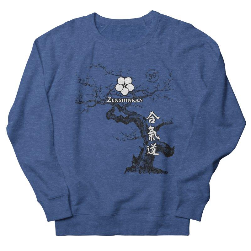 Zenshinkan's 30th Anniversary Print Men's Sweatshirt by Zenshinkan's Shop
