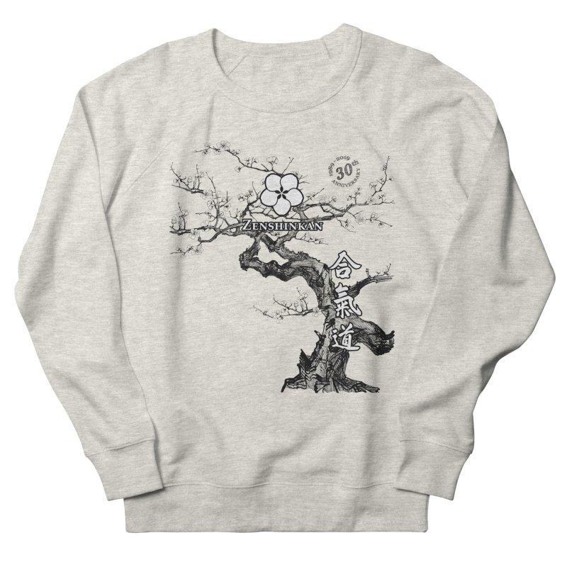 Zenshinkan's 30th Anniversary Print Men's French Terry Sweatshirt by Zenshinkan's Shop