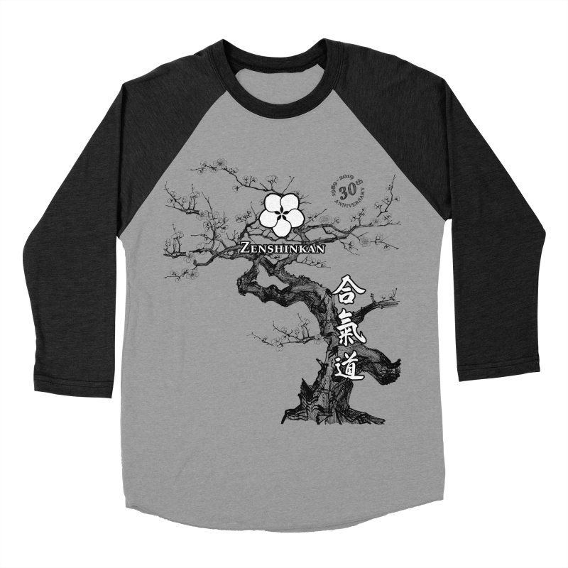 Zenshinkan's 30th Anniversary Print Women's Baseball Triblend Longsleeve T-Shirt by Zenshinkan's Shop