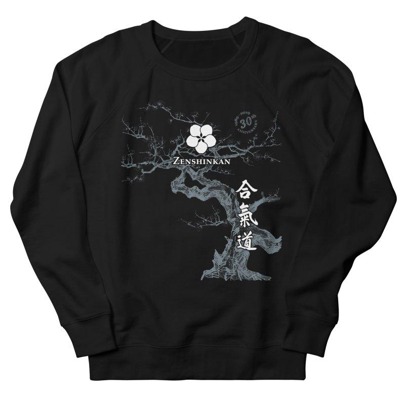 Zenshinkan's 30th Anniversary Print (dark) Men's French Terry Sweatshirt by Zenshinkan's Shop