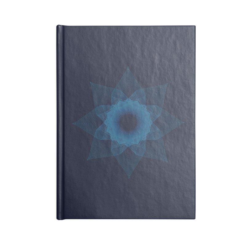 Zen Lotus I Accessories Notebook by Zen the Machine