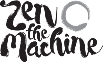 Zen the Machine Logo