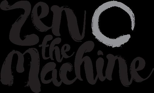 Zen the Machine Logo