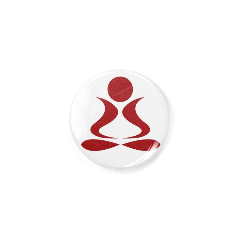 ZYG Buddha Accessories Button by zenyogagarage's Artist Shop