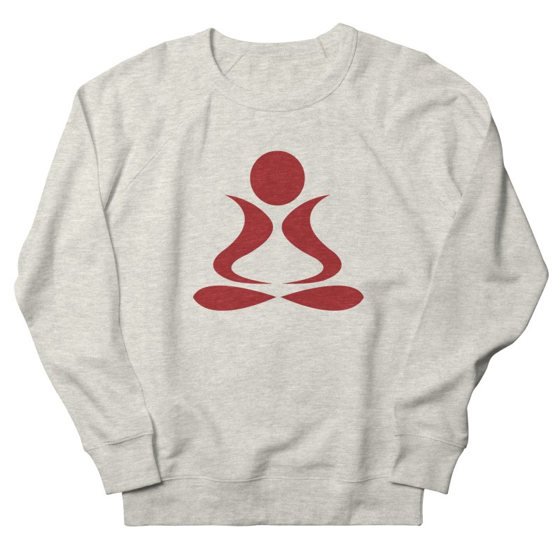 ZYG Buddha Women's Sweatshirt by zenyogagarage's Artist Shop