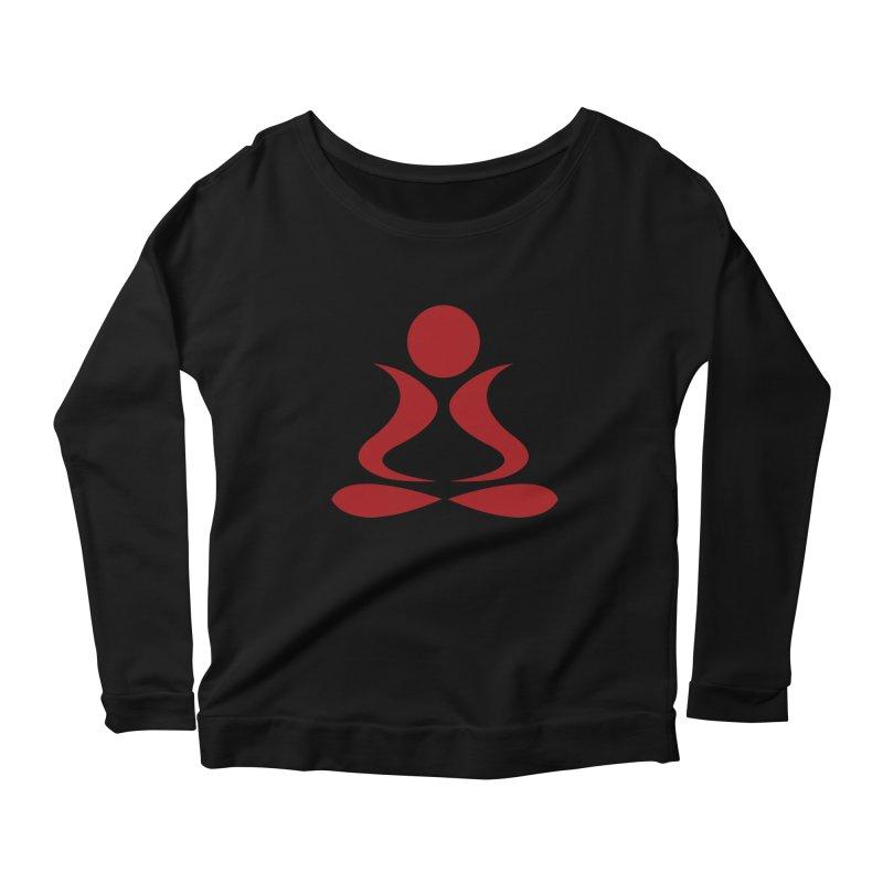 ZYG Buddha Women's Longsleeve T-Shirt by zenyogagarage's Artist Shop