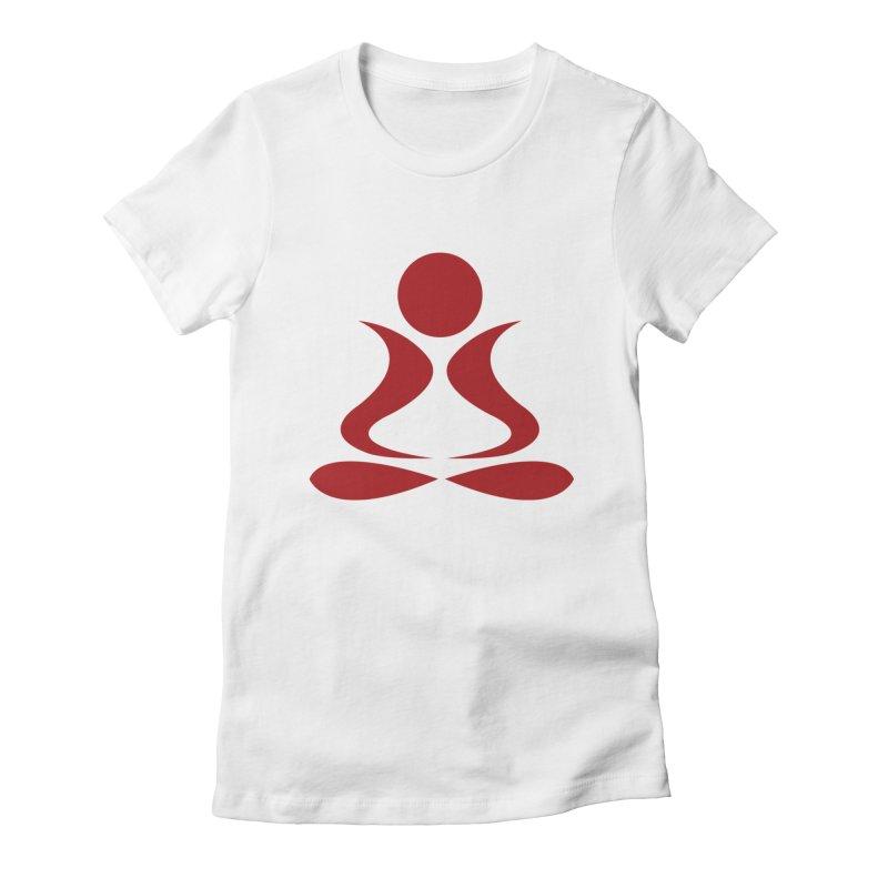 ZYG Buddha Women's T-Shirt by zenyogagarage's Artist Shop
