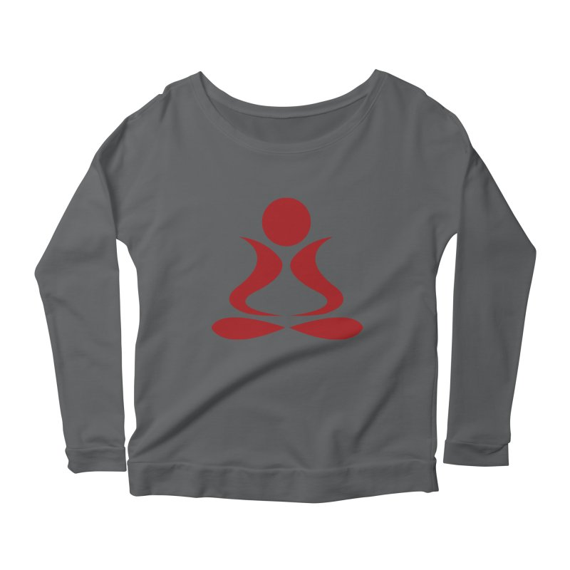 ZYG Buddha Women's Longsleeve T-Shirt by zenyogagarage's Artist Shop