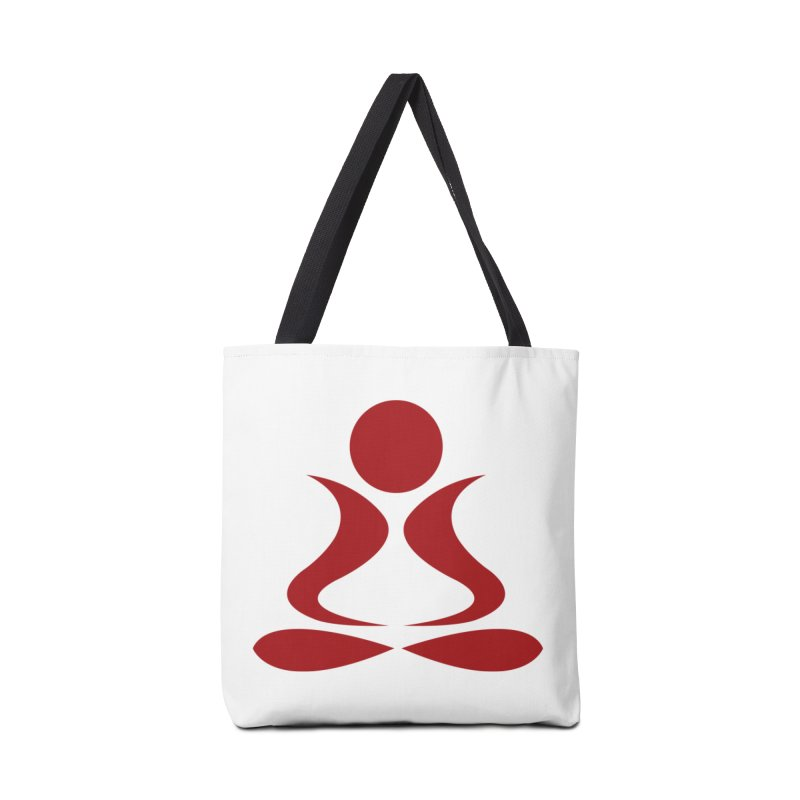 ZYG Buddha Accessories Bag by zenyogagarage's Artist Shop