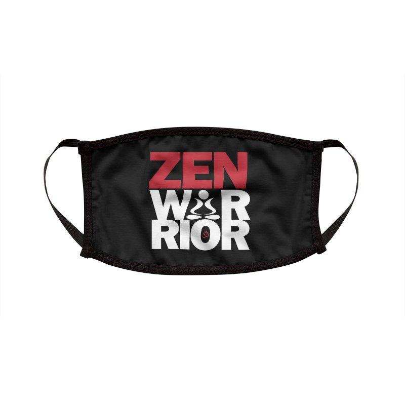 ZenWarrior Accessories Face Mask by zenyogagarage's Artist Shop