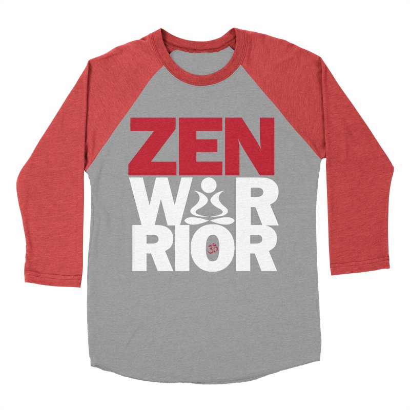 ZenWarrior Men's Longsleeve T-Shirt by zenyogagarage's Artist Shop