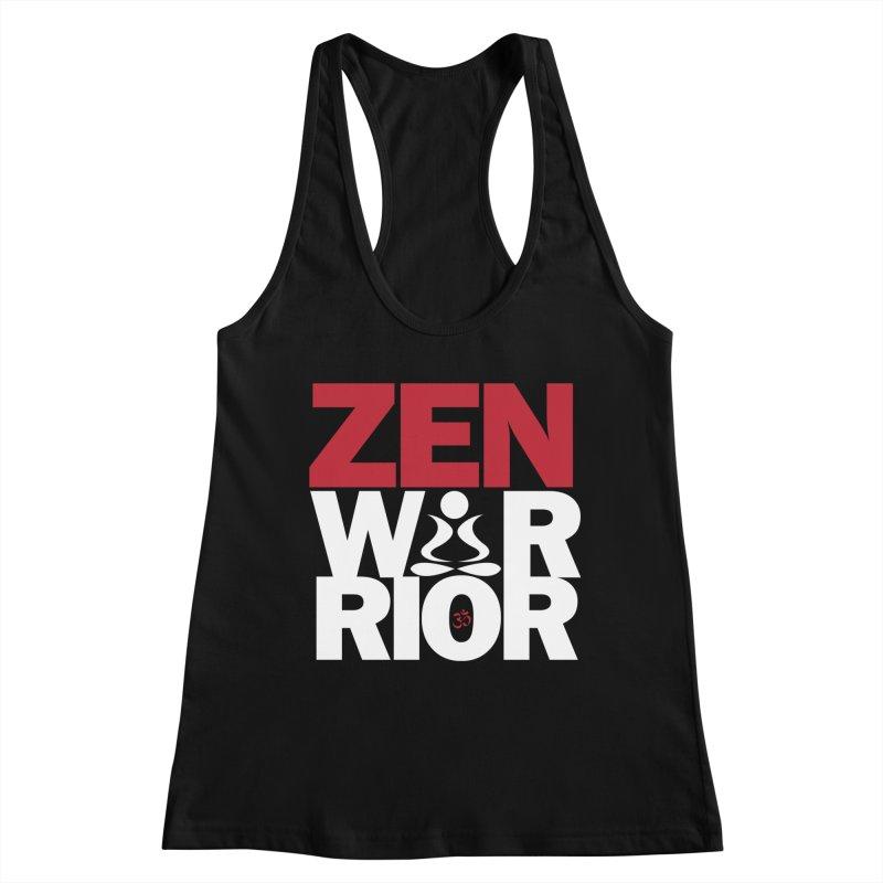 ZenWarrior Women's Tank by zenyogagarage's Artist Shop
