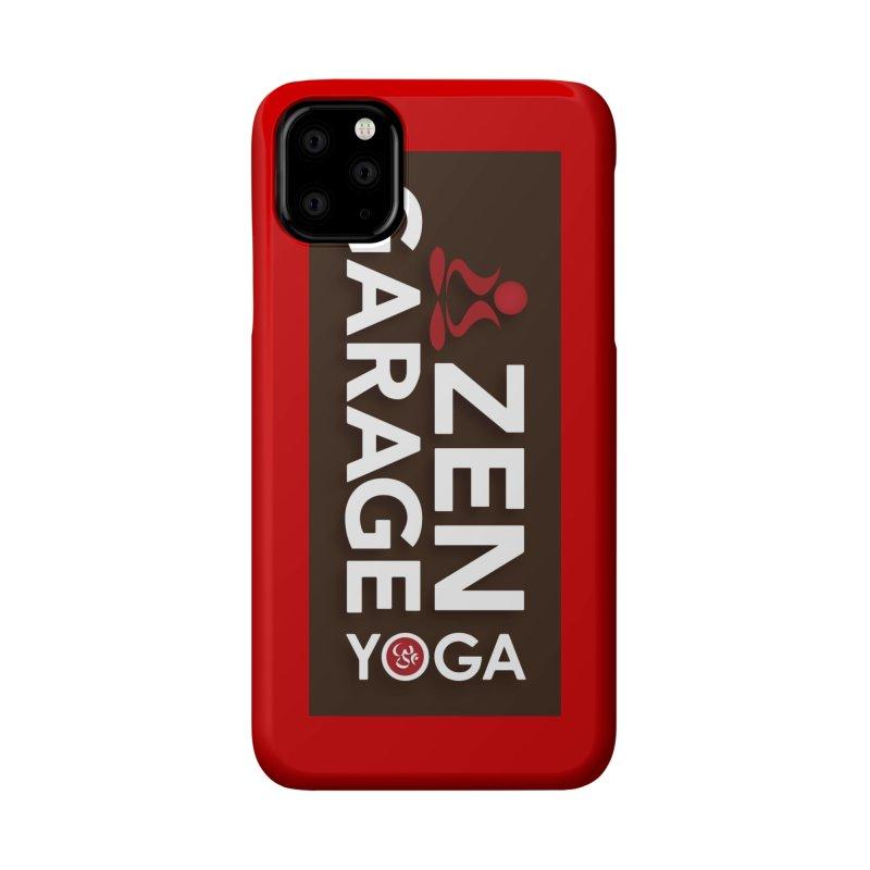 ZYG Logo Accessories Phone Case by zenyogagarage's Artist Shop