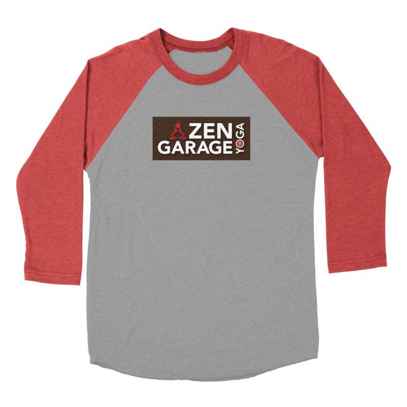 ZYG Logo Men's Longsleeve T-Shirt by zenyogagarage's Artist Shop