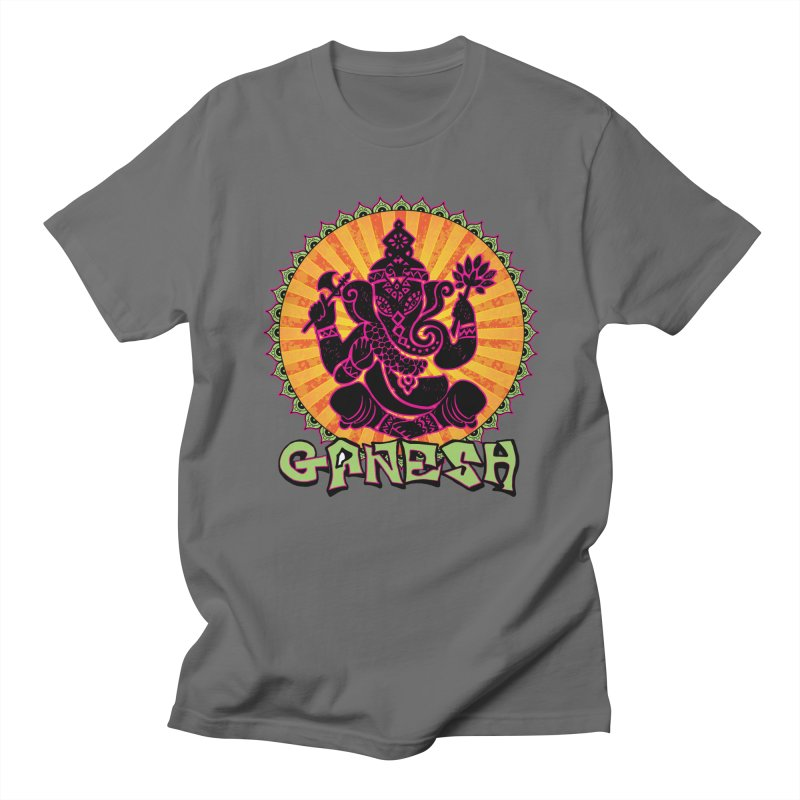 Ganesh is Fresh Men's T-Shirt by zenyogagarage's Artist Shop