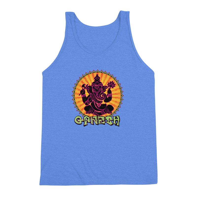 Ganesh is Fresh Men's Tank by zenyogagarage's Artist Shop
