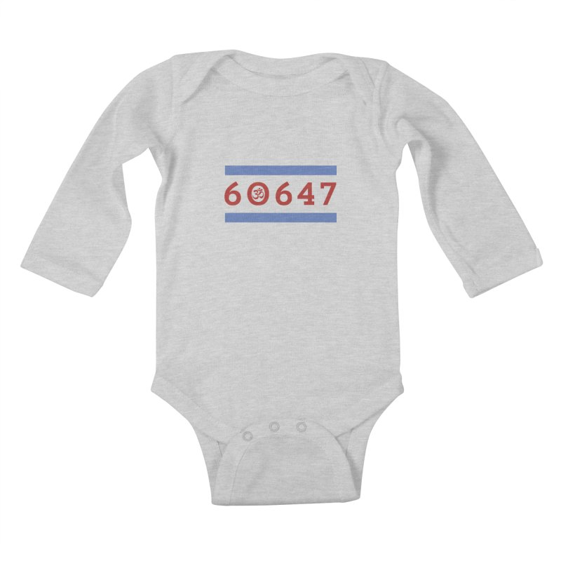 60hm647 Kids Baby Longsleeve Bodysuit by zenyogagarage's Artist Shop