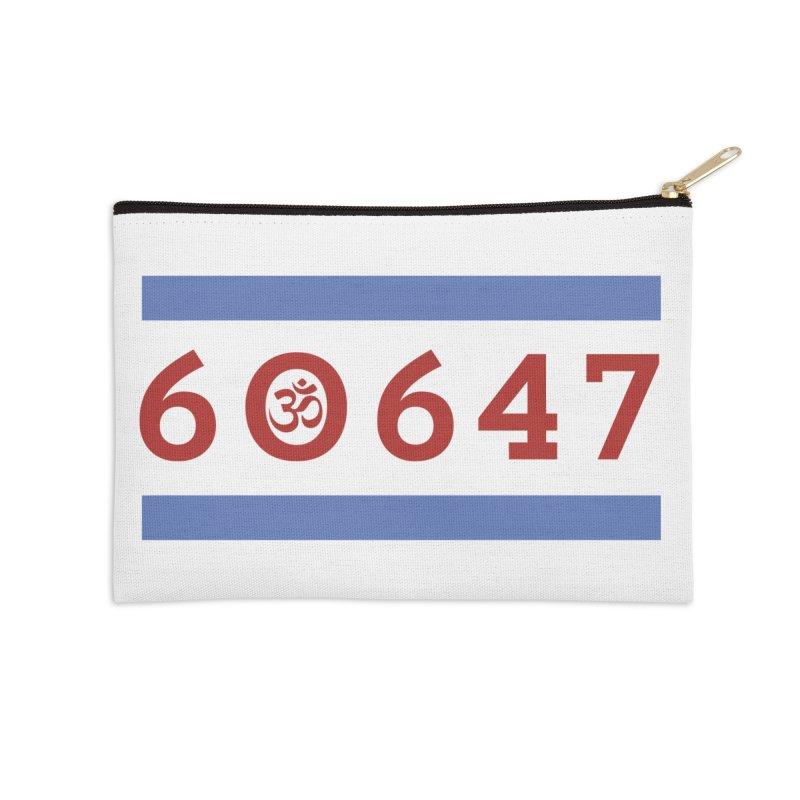 60hm647 Accessories Zip Pouch by zenyogagarage's Artist Shop