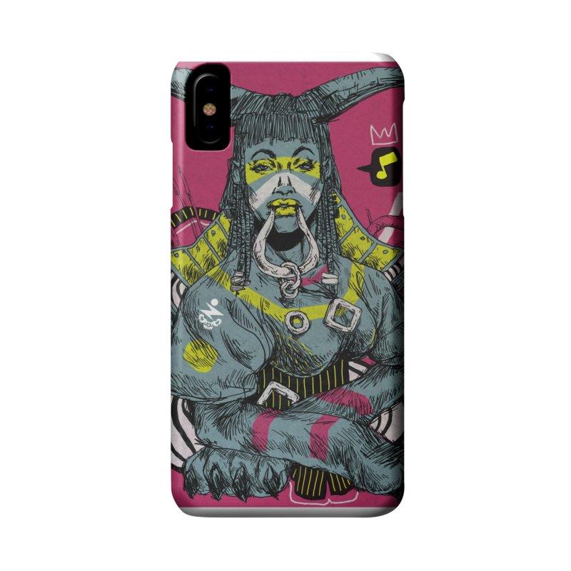 Blak Kyng Accessories Phone Case by Zeph Zero's Armory Shop