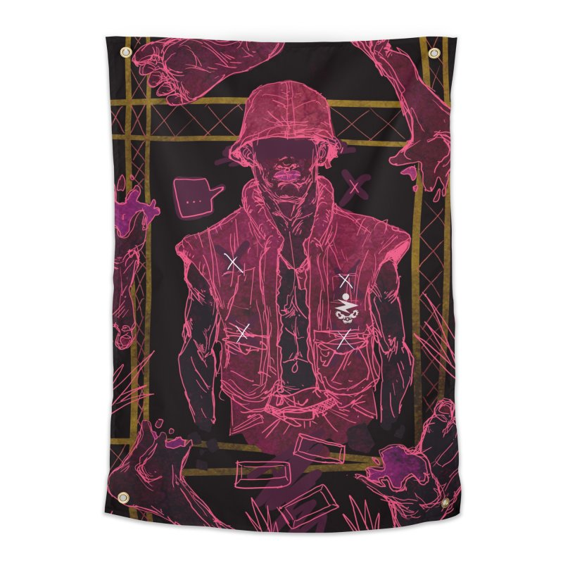 5 Bloods Home Tapestry by Zeph Zero's Armory Shop