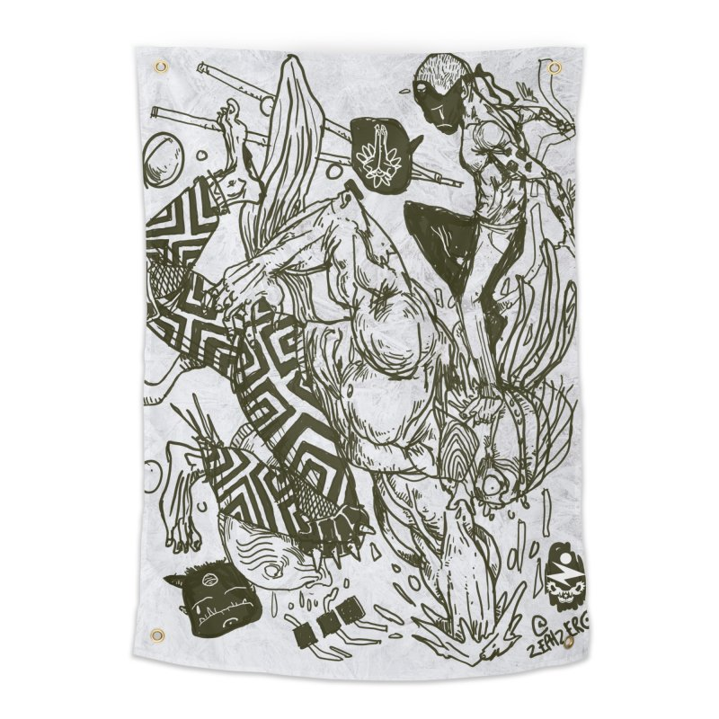 Nimble Home Tapestry by Zeph Zero's Armory Shop