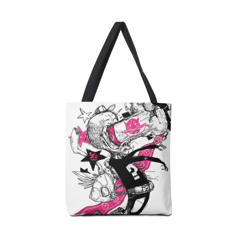 Plan Plan Plan Accessories Bag by Zeph Zero's Armory Shop
