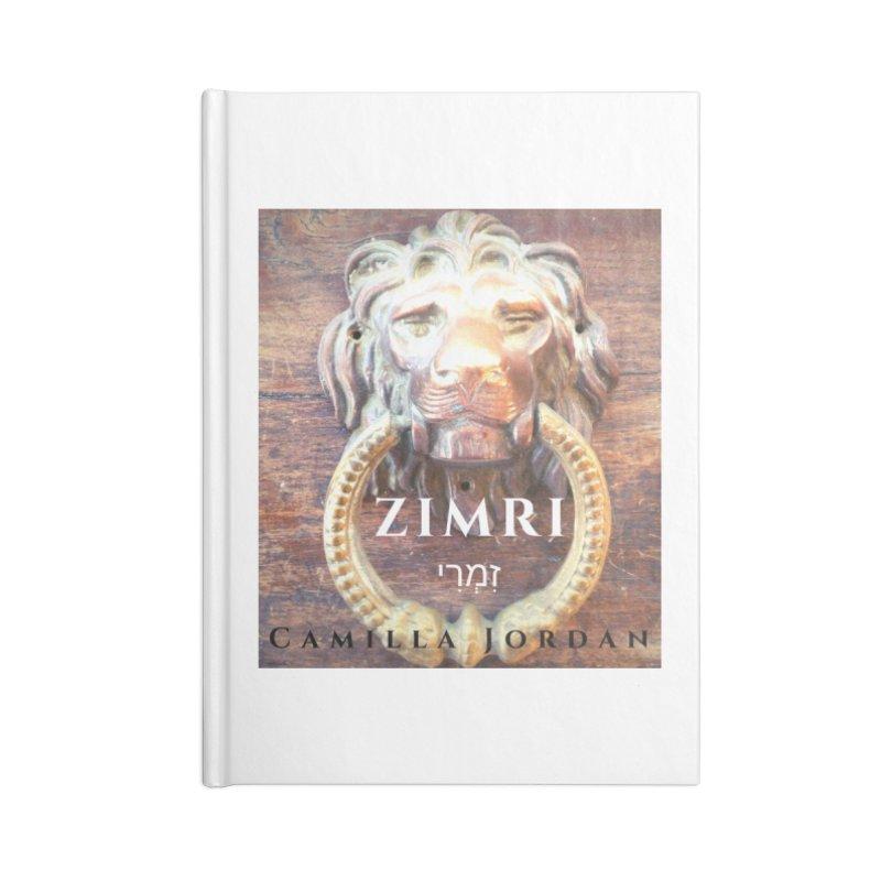 Zimri Accessories Notebook by Zerah