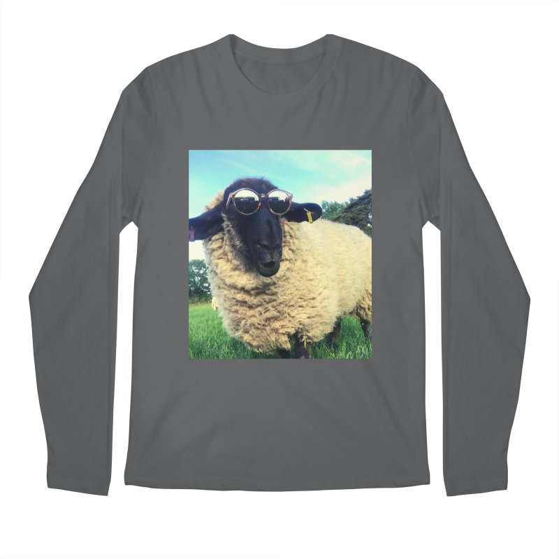 Maisie's Famous Men's Longsleeve T-Shirt by Zerah