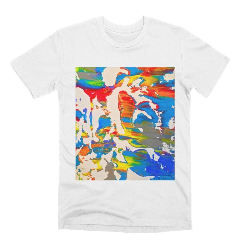 Goo Deep Men's T-Shirt by Zerah