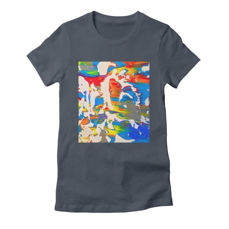 Goo Deep Women's T-Shirt by Zerah