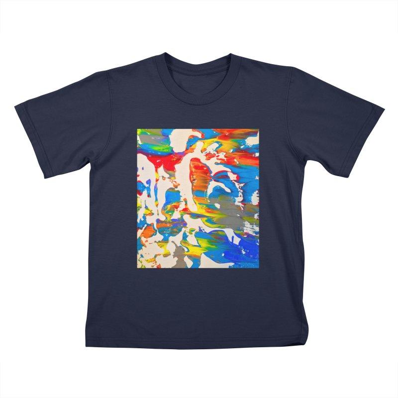 Goo Deep Kids T-Shirt by Zerah